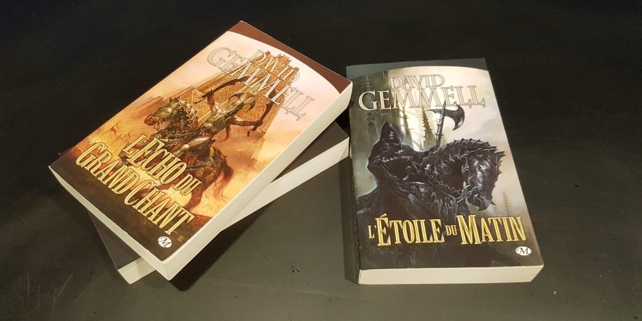 David Gemmell : La Fantasy efficace !