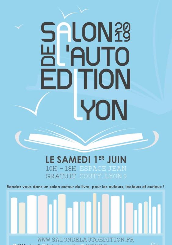 Le Salon de l'Autoédition de Lyon : Quand on découvre ses confrères