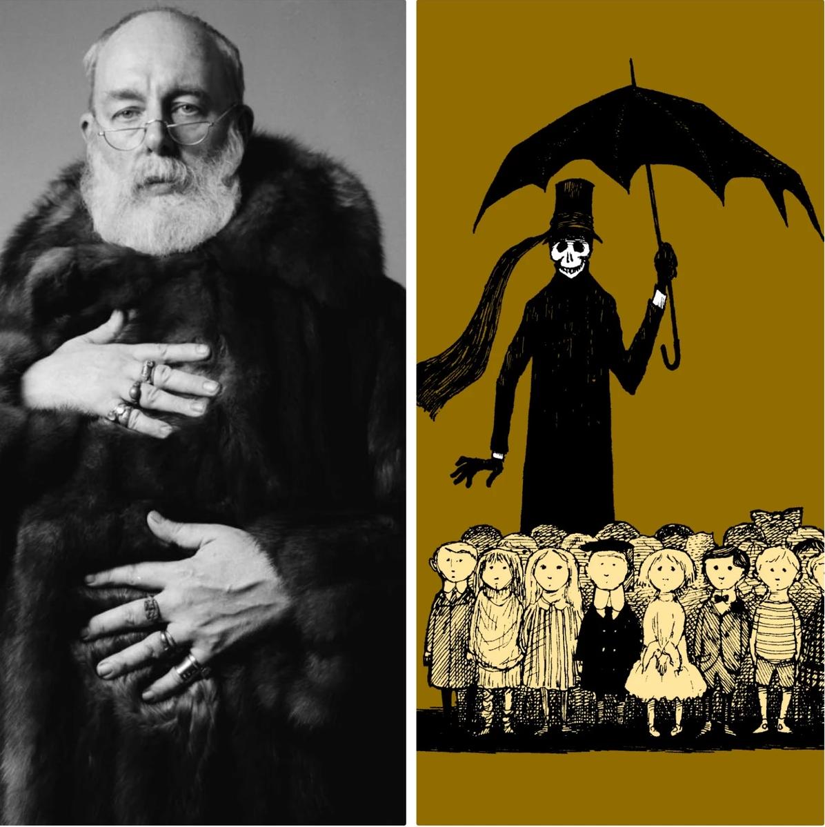 Edward Gorey – Les Enfants fichus