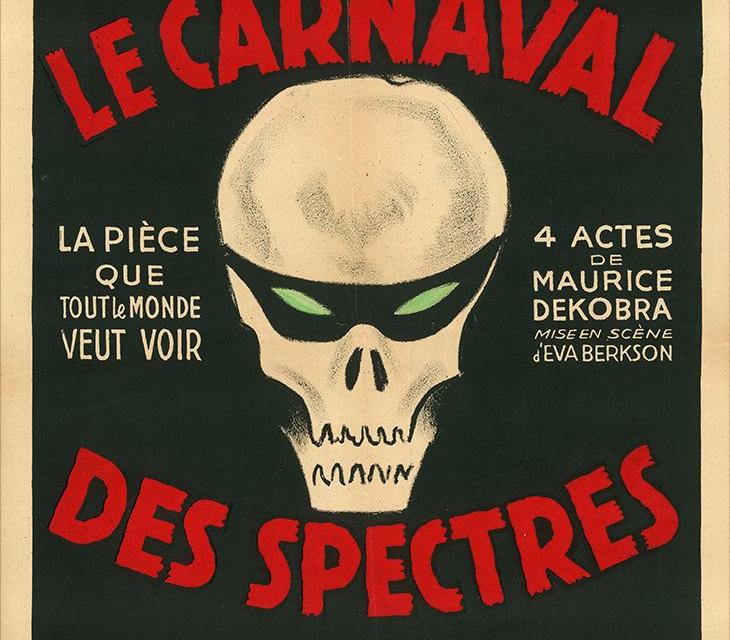 Le Grand-Guignol : Un genre qui m'a inspiré le Carnaval de Sang-Rire