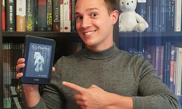 """Ma nouvelle """"Le Kroc"""" est dans le numéro 10 de l'Indé Panda"""