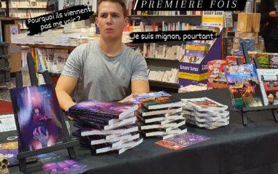 Mes astuces pour aborder les gens pendant les dédicaces et vendre son livre